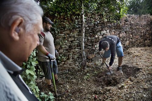 Exhumación As Covas (Lugo) (4)