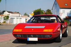 Ferrari 365 GT4 BB (MarcoT1) Tags: ferrari 365 gt4 bb germany hockenheim racing days nikon d3000 50mm