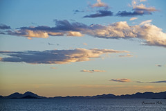 Atardecer en La Manga (Fotgrafo-robby25) Tags: atardecerenelmarmenor fujifilmxt1 lopagnmurcia marmenor nubes salinasyarenalesdesanpedrodelpinatar