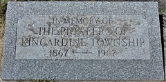 In memoriam (Will S.) Tags: mypics bervie ontario canada presbyterian presbyterianism cemetery headstones protestant protestantism christian christianity church churches