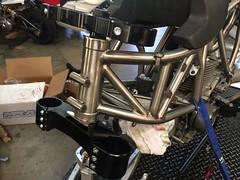 031 (REDMAXSPEEDSHOP.COM) Tags: mh900e ducati titanium frame carbon body redmax cafe racer