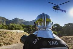 Dplacement de Bernard Cazeneuve  Toulon pour la scurisation des festivits du 15 aot (Ministere de l'Intrieur) Tags: toulon bernardcazeneuve scurit sapeurspompiers plages gendarmerienationale policenationale