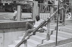 At Rest (jtsamart) Tags: leica m2 summitar 50mm f2 kodak trix 400 black white street photography new york city
