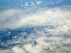 Flying in the Clouds DSCF6186 clouds (soniaadammurray - OFF) Tags: digitalphotography sky blue clouds fly travel
