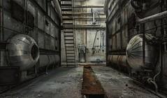 rostfrei (Nils Grudzielski) Tags: lostplaces abandonedplaces urbanexploration verlasseneorte decay marode verlassen metal fabrik industrie indoor industry work steel ruin rotten