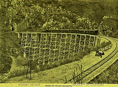 Bridge of the 82nd kilometer - 1922 (SSAVE w/ over 6 MILLION views THX) Tags: yunnan hanoi railroad 1922 indochina