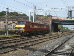 90020 (ee20213) Tags: hertfordshirerailtours 90020 theayrapparent dbschenker carlisle class90 ews collingwood
