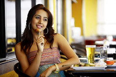 South Actress SANJJANAA Photos Set-4 (37)