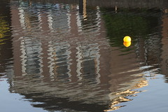 spiegeling in de Vaart bij Assen (willemsknol) Tags: vaart assen willemsknol