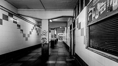 Bretonside (Rich Walker75) Tags: plymouth devon uk englan building buildings architecture derelict urban street blackandwhite blackwhite monochrome hdr