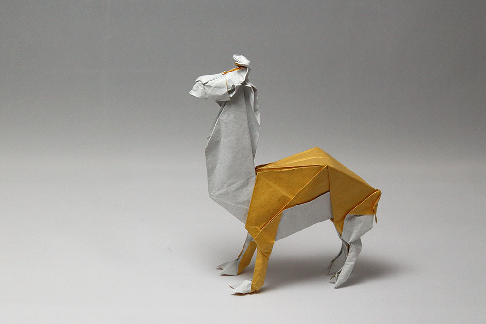 The Worlds Best Photos Of Lama And Origami Flickr Hive Mind