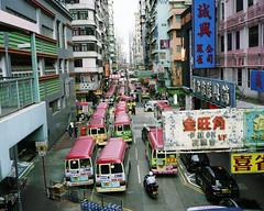 Hong Kong (hisaya katagami) Tags: plaubel makina 67 120film pro400h hongkong photography street fujifilm