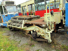 Technical wagon, #13, Tramwaje lskie (transport131) Tags: tram tramwaj t bdzin kzk gop wagon techniczny technical