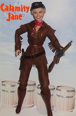 Calamity Jane Doll (swipernooswiping) Tags: barbie musical 1950s calamityjane dorisday broadwaymusical fashionroyalty matteldoll celebritydoll dorisdaydoll