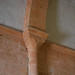 Column/Arch Transition, Abbaye de Fontenay