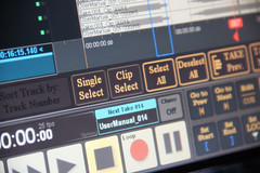 MT128 GUI Transport Loop (VB-Audio Software) Tags: touch interface tracks mach