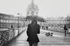 December in Paris (L e t i) Tags: winter paris girl rain blackwhite december pioggia parigi