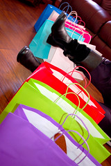 "Shop 'til you drop (GwenWeber ""Catching Up!"") Tags: shoptilyoudrop"