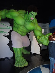 DSC00482 (august_1956) Tags: hulk waxmuseum madametussauds waxfigure thehulk theincrediblehulk waxstatue