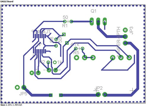 Flyback Controller Board