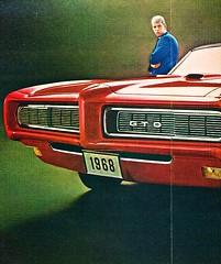 1960s Ad Vintage Advertisement 1968 GTO (Christian Montone) Tags: vintage magazine ads print advertising graphics graphic advertisement advertisements vintageads printads magazineads vintagegraphics