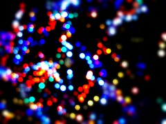 All of the Lights (@sage_solar) Tags: christmas xmas colors night lights colours bright bokeh flickrandroidapp:filter=none