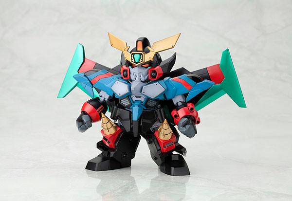 D-Style 勇者王 完全合體 組裝模型