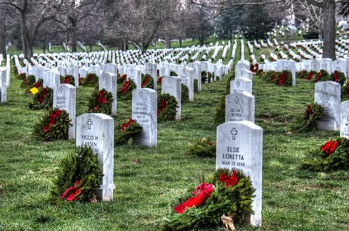 From flickr.com: Arlington National Cemetary {MID-118210}