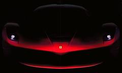 New Ferrari F70