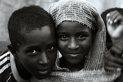 DJI-Djibouti City-0806-0237-bw2 (anthonyasael) Tags: africa girls boy portrait people black color boys girl smile smiling horizontal kids scarf children happy kid clothing eyes friend colorful child veil friendship african muslim islam traditional religion headscarf hijab belief happiness east covered portraiture afrika hornofafrica eastafrica djibouti traditionalclothing elementarystudent easternafrica tchador dji childrenonly djibouticity elementaryage republicofdjibouti stephanierabemiafara arhiba villededjibouti