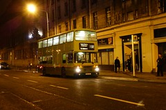 RH 7 Cathal Brugha Street 20/12/12 (Csalem's Lot) Tags: rh7 cathalbrughastreet dublin bus leyland olympian rh 15b preserved