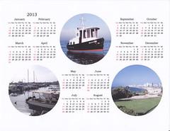 printable 2013 calendar
