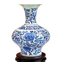 Blue and White Porcelain Vase Supplier (Ufingo) Tags: blue white vase porcelain supplier