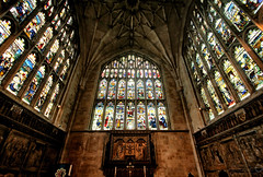 Winchester Cathedral Lady Chapel