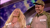 Heidi and Spencer are seen on 'Celebrity Big Brother' as they enter the house. Shown on Channel 5 HD