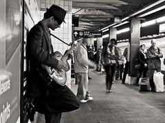 Django Reincarnated @ 14 Street (New York 2012)