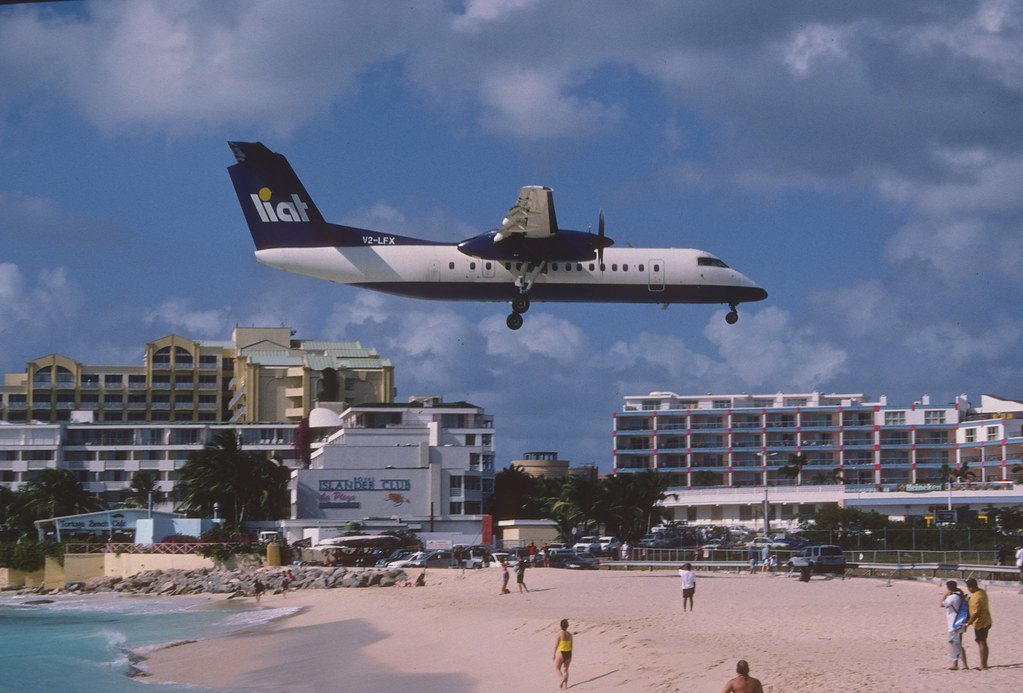 284cw - LIAT - The Caribbean Airline DHC by Aero Icarus, on Flickr
