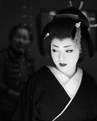 New Year in Kyoto, Japan (momoyama) Tags: portrait people japan canon kyoto maiko geiko geisha 7d