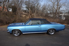 """1966 Chevelle SS 396 Convertible • <a style=""""font-size:0.8em;"""" href=""""http://www.flickr.com/photos/85572005@N00/8370566839/"""" target=""""_blank"""">View on Flickr</a>"""