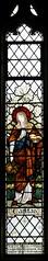 Caritas (IanAWood) Tags: stainedglass hampshire cofe churchwindows churchofengland churchoftheascension burghclere hampshirechurches jamespowellsons walkingwithmynikon nikkorafs1635mmf4gvr d800e