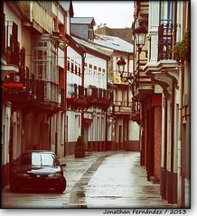 # O Barco de Valdeorras  (Jonathan Fernndez Quarr) Tags: street espaa car calle spain nikon jonathan galicia coche ou ourense d60 orense nikond60 obarcodevaldeorras mokingbird quarre jonathanfernandezquarre