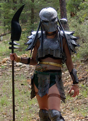 Machiko1 (Kurt Colin) Tags: arizona predator comicon