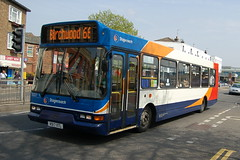 Stagecoach Dennis Dart SLF 33217.V517XTL - Lincoln (dwb transport photos) Tags: bus lincoln dennis dart stagecoach eastlancs 33217 spryte v517xtl