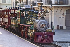 #2 E.P. Ripley (Ray Horwath) Tags: california 2 nikon disneyland d70s disney anaheim nikkor disneytransportation nikkorlens horwath disneyrailroad epripley disneyphotos disneytrains rayhorwath disneylocomotives nikkor24mm120mmlens