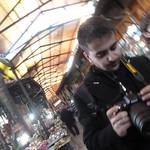 "Ekrem plays with a new camera <a style=""margin-left:10px; font-size:0.8em;"" href=""http://www.flickr.com/photos/59134591@N00/8444816288/"" target=""_blank"">@flickr</a>"