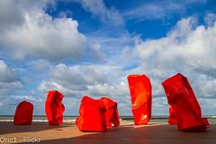 Ostende (Oric1) Tags: sea art beach belgium belgique north moderne plage ostende oric1