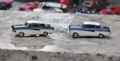 2 OLD AND VERY TINY FORD TAUNUS's (richie 59) Tags: diecast diecastcar diecastautomobile diecastauto sunday weekend diecastford smallscale fordmotorcompany ford diecastcollection richie59 outside summer backyard diecastvehicle 2016 july242016 july2016 malibuinternational 187scale 187 fordtaunus america 2010s usa us 4door 4doorsedan fourdoor fourdoorsedan 1960scar bluecar blackcar germancar germansedan miniaturevehicle miniature miniatureauto modelautomobile toyautomobile smallscaleautomobile antiquecars antiquecar sideview