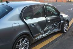 IMG_9603 (Yorkshire Pics) Tags: incident accident caraccident carcrash swillington leeds 3008 30082016