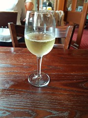 19th, A glass of Chardonnay (tomylees) Tags: friday 19th august 2016 witham essex battesford court wine glass