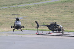 (scobie56) Tags: ah6 mh6 little bird united states army 160th special operations aviation regiment the night stalkers fort campbell kentucky exercise jaded thunder otterburn range northumberland